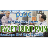 Facet Joint Pain Podcast - Princeton Spine & Joint Center Podcast #1