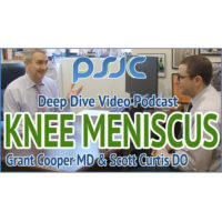 Knee Meniscus Podcast - Princeton Spine & Joint Center Podcast #2
