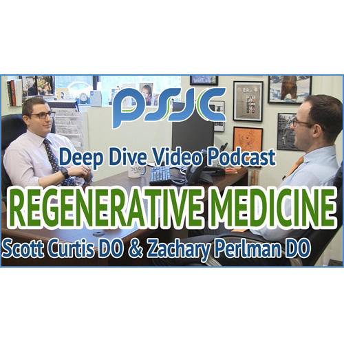 Regenerative Medicine Podcast - Princeton Spine & Joint